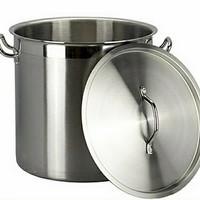 panci stainless steel besar 50 cm 100 liter