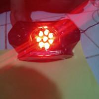 STOPLAMP MIO SPORTY MIO SMILE LED LAMPU STOP BELAKANG MIO SPORTY LED M