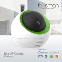 Bosman Smart IP CCTV Camera - Security WiFi IoT Smart Home