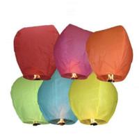 Lampion Terbang / Wishing Lantern / flying lantern