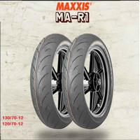 Ban Maxxis MA-RI 120/70-12 & 130/70-12 Tubless