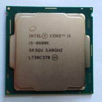 PROCESSOR INTEL CORE I5 8600K TRAY LGA 1151