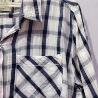 [PRELOVED]Shirt/Kemeja kotak Nevada wanita