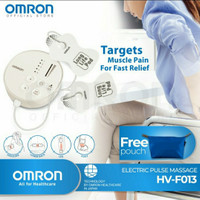 omron pulse massager hvf013 /Alat Terapi Kesehatan