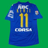 Original Jersey Persib 2013-14 Home Kenji Baju Bola Asli