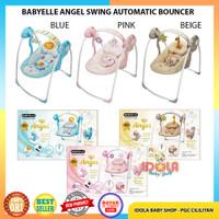 BABYELLE ANGEL SWING Automatic bouncer ayunan bayi Baby Elle murah