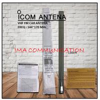 ANTENA MOBIL MEREK ICOM VHF FREQUENSI 144-170MHz