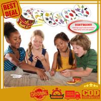 Spot It! Classic Board Game Edukasi Anak Mainan Kartu Keluarga