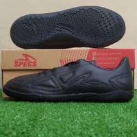 Sepatu Futsal Specs Accura IN - Triple Black
