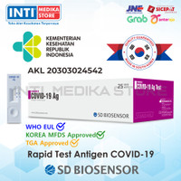 SD BIOSENSOR - Rapid Test Antigen COVID 19 | Rapid Test BioSensor