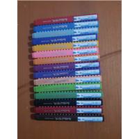 Artline Stix Brush Marker 1PC