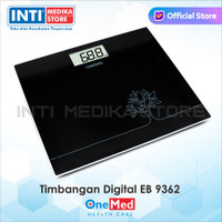 ONEMED - Timbangan Badan Digital EB 9362 | Timbangan Digital Onemed