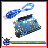 Arduino Leonardo R3 ATmega32u4 +Kabel Micro USB