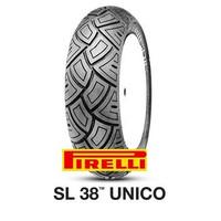 Ban Pirelli SL38 Unico 110/70 Ring 11 F/R