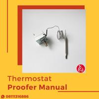 Spare Part Proofer - THERMOSTAT PROOFER MANUAL