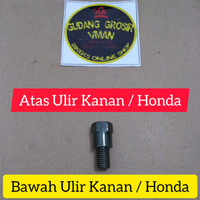 Sambungan Spion Adaptor Spion Peninggi Spion Honda Ke Honda Drat 14