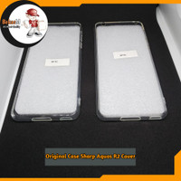Original Softcase For Sharp Aquos R2 SHV42 Cover Case 100% Presisi
