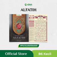 Alfatih Portable B6 Al-Quran AlQuran Terjemah Perkata Tanpa Takwil