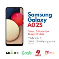 Samsung Galaxy A02S 4/64 RAM 4GB ROM 64GB Garansi Resmi SEIN