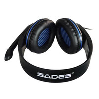 Headset Gaming Sades T-Power