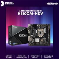 Motherboard Asrock H310CM-HDV