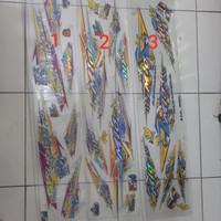 striping thailand mio sporty mio smile sticker transfarant variasi