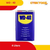 WD40 / WD 40 Galon 4 Liter Pelumas Anti Karat Bulk