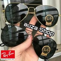 Kacamata Rayban Aviator 3026 Diamond Hard Premium