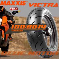 MAXXIS VICTRA S98ST 100 80-14 Ban Tubeless Lexi PCX Aerox Vario