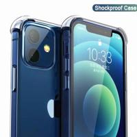 anticrack anti crack IPHONE 12 Mini 12 Pro max soft case casing cover