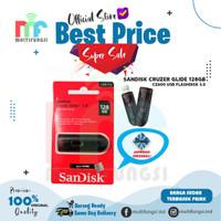 ORIGINAL SANDISK FLASH DISK 128GB CRUZER GLIDE CZ600 USB3.0 / 128 GB