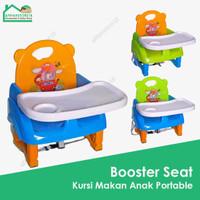 Booster Seat Kursi Makan Bayi Folding Seat Kursi Makan Anak DenganMeja