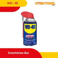 WD 40 Smart Straw 8 oz / Pelumas Anti Karat Spray