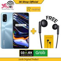 Realme 7 Pro 8GB+128GB Garansi Resmi - Mirror Blue