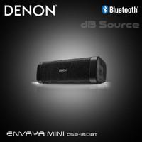 Denon Envaya Mini DSB 150BT Premium Portable Bluetooth Speaker - Hitam