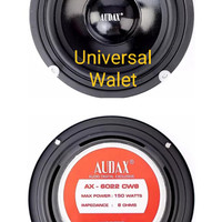 Speaker Audax 6 inci AX 6022 Original