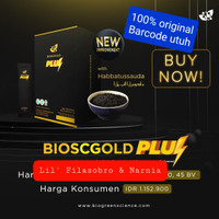 Biogreen Science Bio Sc Gold PLUZ | Stemcell Gold Apple with BARCODE