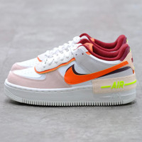 Nike Air Force 1 Shadow Team Red (W) 100% Authentic