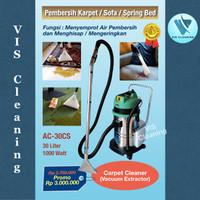 Carpet Cleaner (Vacuum Extractor) 30 Liter ( AC-30CS)