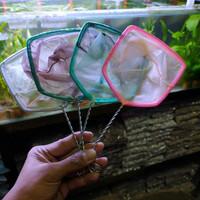 Serokan jaring ikan bahan super halus uk 10cm