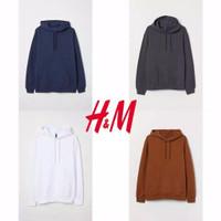 HOODIE H&M / SWEATER HOODIE BASIC HNM / H&M POLOS PRIA WANITA