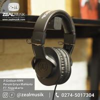 Audio Technica ATH M20x Closed-back Monitoring Headphones - Zealmusik