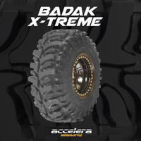 BAN MOBIL OFFROAD ACCELERA BADAK X-TREME 31 10,5 R15
