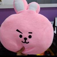 bantal boneka korea bts bt21 cimmy coky tata