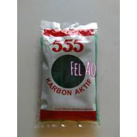 Karbon Aktif Arang 555 Pendek Activated Carbon Media Filter Aquarium