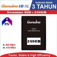 SSD Genuine 240GB 3D Nand SATA III 2.5