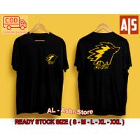 Baju Kaos Distro ONIC Esport Tshirt Atasan Pria Kaos Gaming Combed 30s