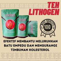 Teh Herbal Lithogen untuk kolesterol