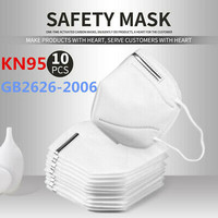 MASKER KN95 5 PLY ISI 10PCS DISPOSABLE FACE MASK
