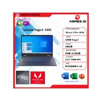 Laptop Lenovo Yoga 6 54ID Ryzen 5 Pro 4650 16GB 512ssd Vega7 W10+OHS